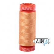 Aurifil 50 Cotton Thread - 2214 (Golden Honey)